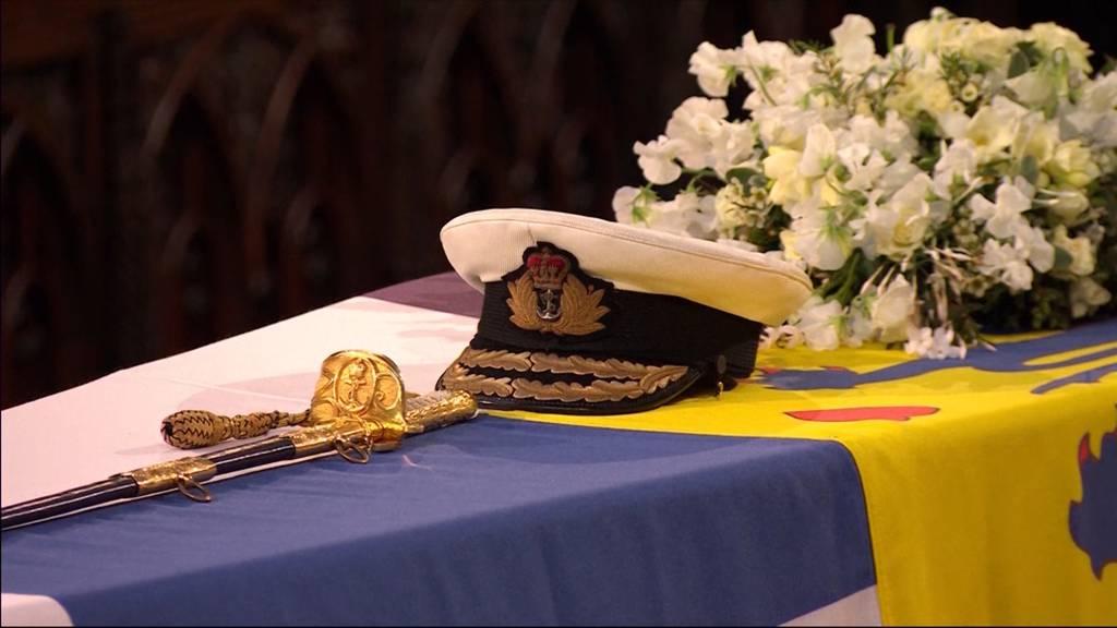 Royale Beerdigung: Grossbritannien verabschiedet Prinz Philip