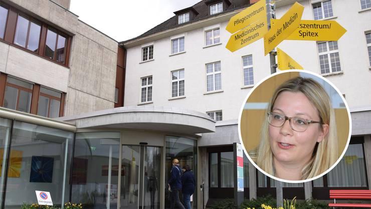 Pro Jahr werden im Medizinischen Zentrum Brugg (MZB) mehr als 4000 Eingriffe und Behandlungen durchgeführt.