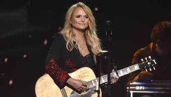 Hat einen New Yorker Polizisten geheiratet: US-Country-Star Miranda Lambert. (Archivbild)
