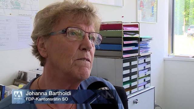 Bartholdi will Ausländer-Sozialhilfe kürzen
