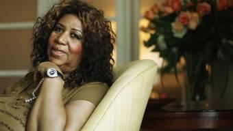 Doch noch keine Hochzeit: Soul-Diva Aretha Franklin (Archiv)