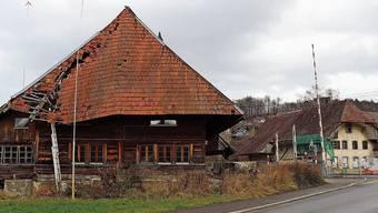 Hirschthaler Hochstudhaus vor der Rettung