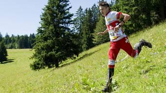 Für die Elitekategorie TOM Herren wird mit 8,8 Kilometer, 230 Höhenmeter und 22 Kontrollposten eine anspruchsvolle Bahn gestellt.