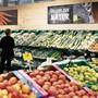 Mit dem Bereich Food erzielen die Coop-City-Filialen 50 Prozent ihres Umsatzes.
