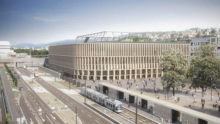 Das Stadion-Projekt hängt an einem seidenen Faden.