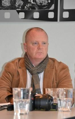 Leo Locher, Sicherheitschef des FC Aarau.