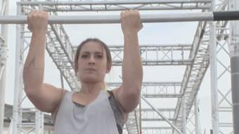 Castin: Muskulöse Frauen wollen Ninja Warrior Switzerland werden.