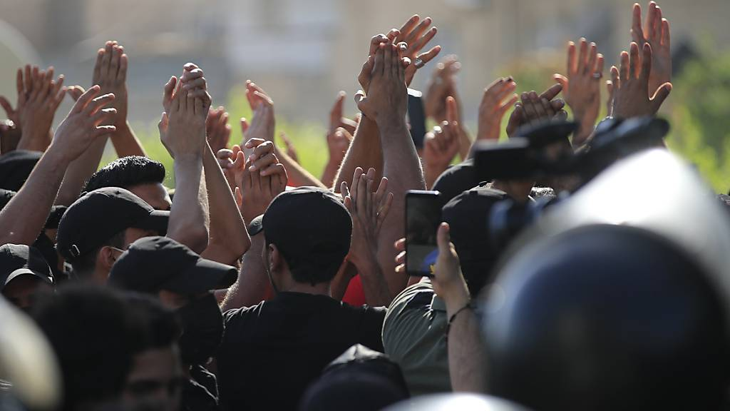 Hunderte demonstrieren im Irak wieder gegen Wahlergebnis