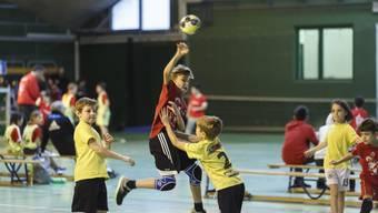 Wenigstens für die Mini-Handballer ist die CIS-Welt noch in Ordnung. Aber wie lange noch? Die Zukunft des Sportzentrums steht in den Sternen.