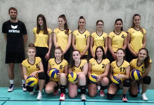 Die U23-Juniorinnen konnten ihre ersten Saisonpunkte erspielen.