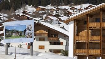 Ausländer kaufen immer weniger Schweizer Ferienwohnungen