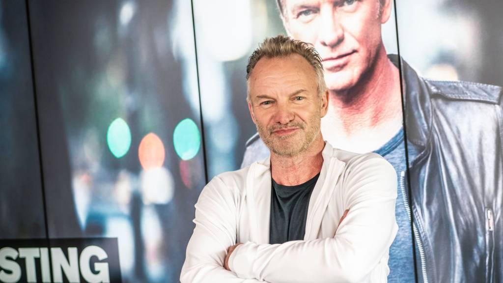 Sting wird für sein Lebenswerk ausgezeichnet