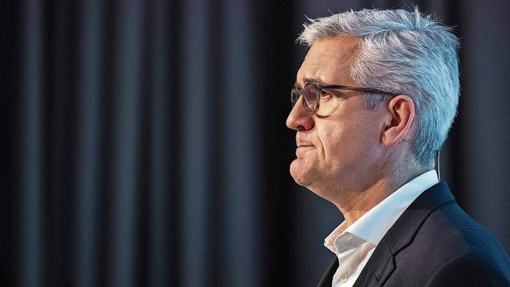 Nach fast sechs Jahren ist Ulrich Spiesshofer per sofort nicht mehr CEO bei ABB.