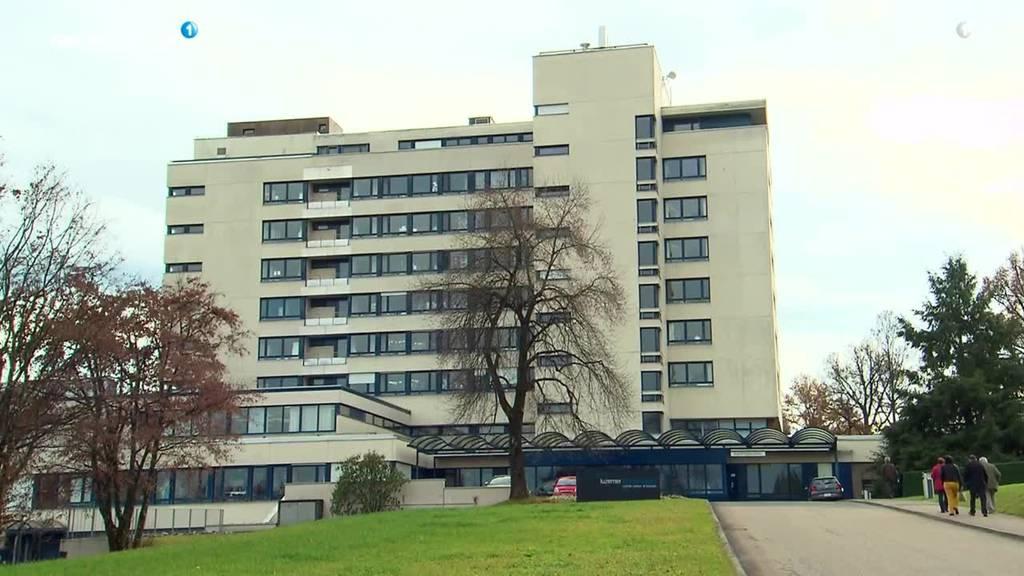 Baubewilligung für Neubau Spital Wolhusen