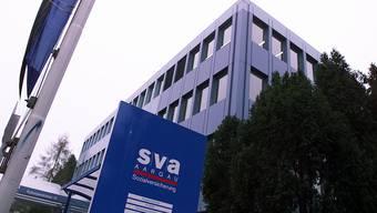 Die SVA Aargau ist eine selbstständige öffentlich-rechtliche Unternehmung. (Archivbild)