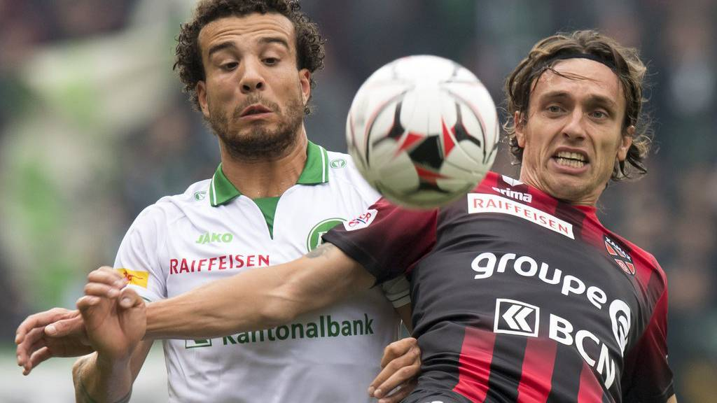 Der FC St. Gallen muss Gas geben.