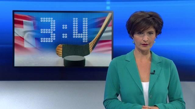 Blamage für Schweizer Ice Hockey-Nati