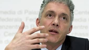 In die Schranken gewiesen: Bundesanwalt Michael Lauber