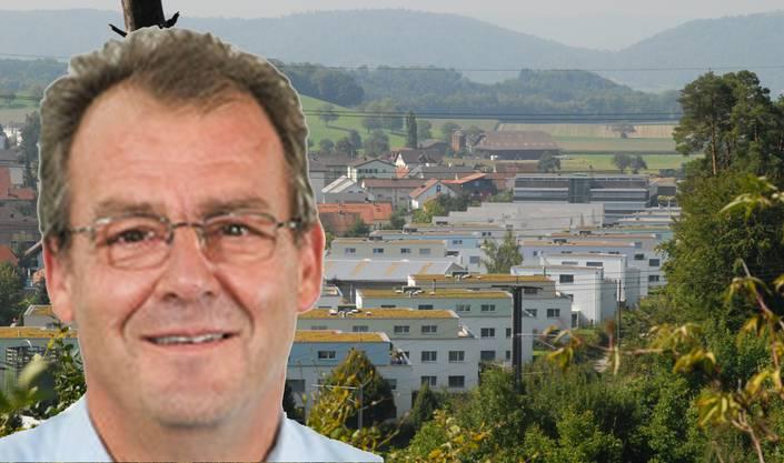Silvio Caneri, Gemeindeammann von Fislisbach ist geschockt.