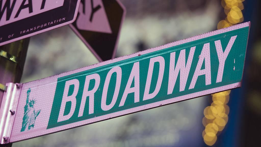 Broadway-Theater in New York machen wegen Coronavirus dicht