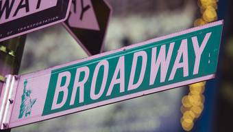 Laut dem Branchenverband Broadway League bleiben alle Theater bis zum 13. April geschlossen. (Archivbild)