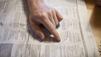Die Stellensuchendenquote stieg von 4,6 auf 4,9 Prozent. (Symbolbild)