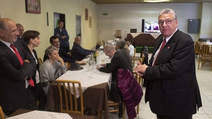 Nach der Abwahl des langjährigen Tessiner Ständerats Filippo Lombardi sucht die CVP einen neuen Fraktionspräsidenten.