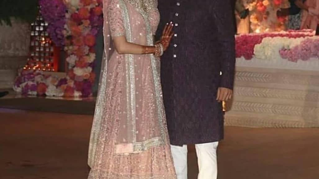 Gehen bald den Ehebund ein: Shloka Mehta und Akash Ambani.