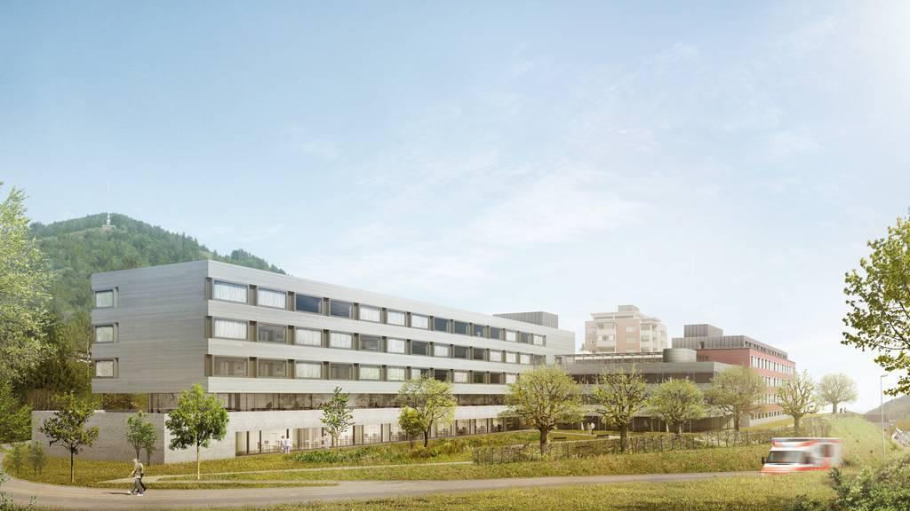 Spital Wattwil ist umgezogen