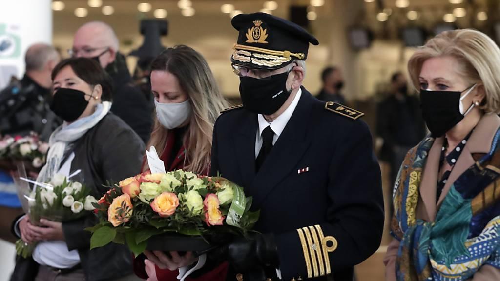 Belgien erinnert an Opfer der Terroranschläge vor fünf Jahren