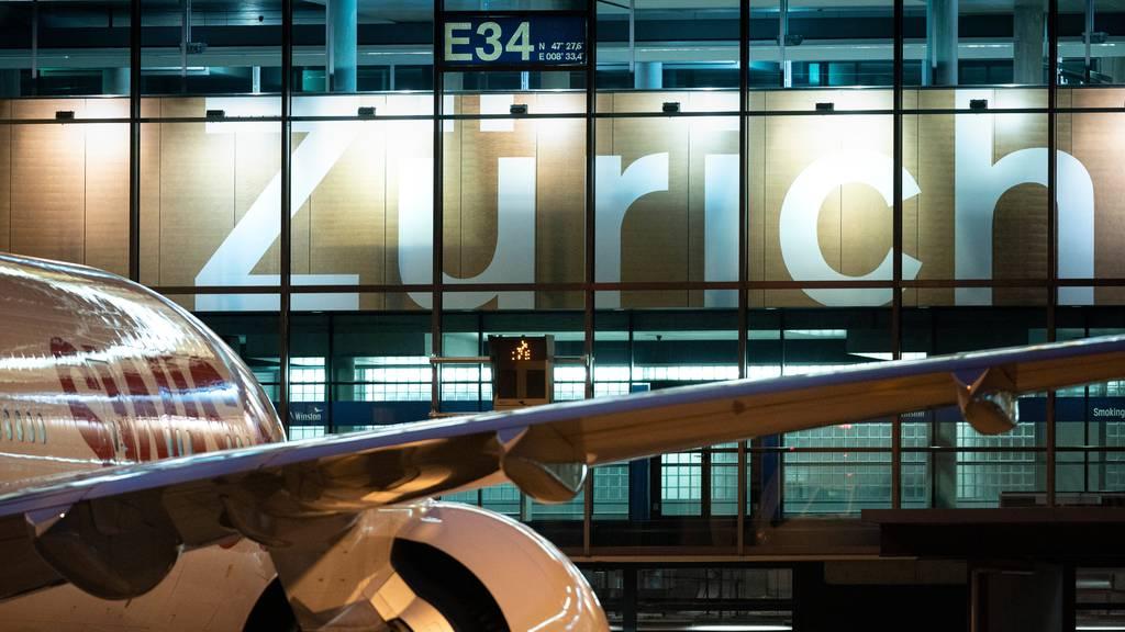 Flughafen Zürich senkt den Lärm trotz mehr Passigieren