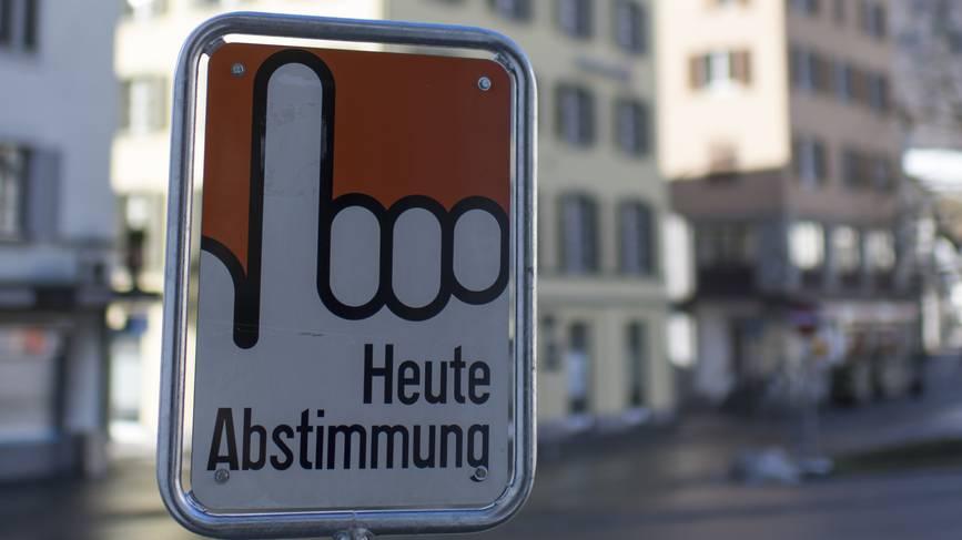 So hat die Schweiz abgestimmt