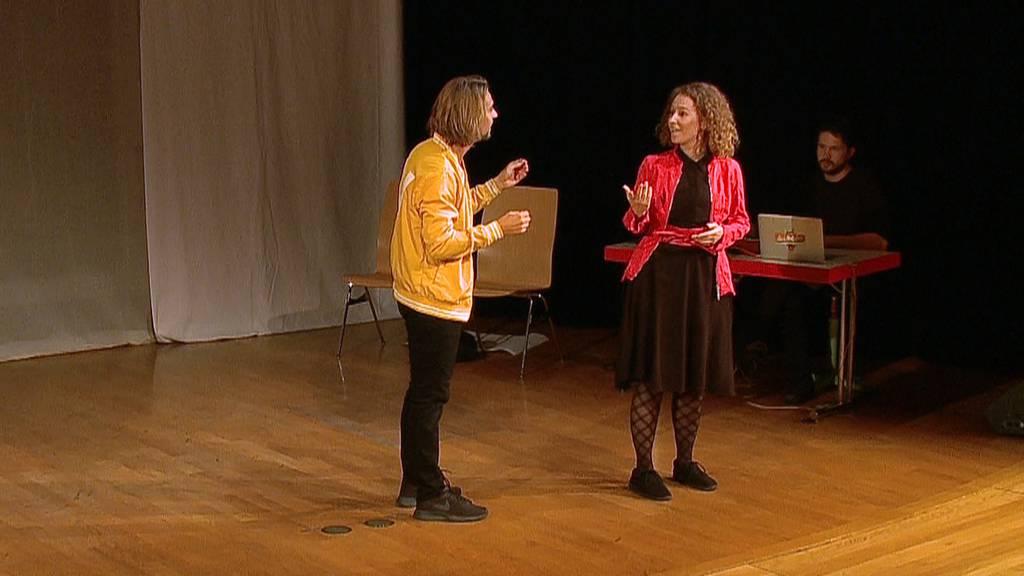 Ein spezielles Theater mit, von und über Hörbehinderte