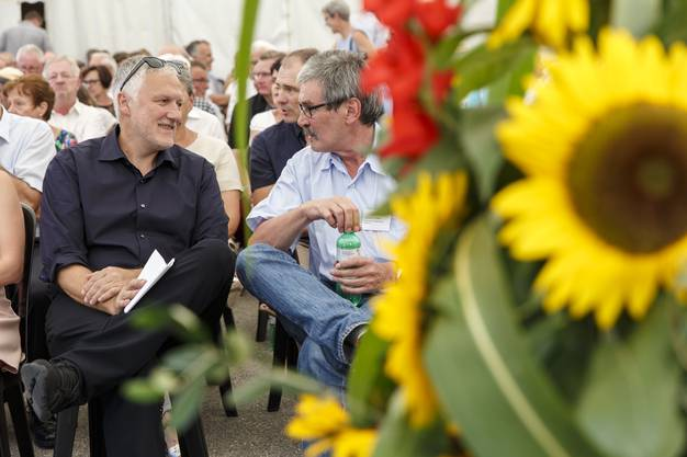 Peter Gomm und Roberto Zanetti