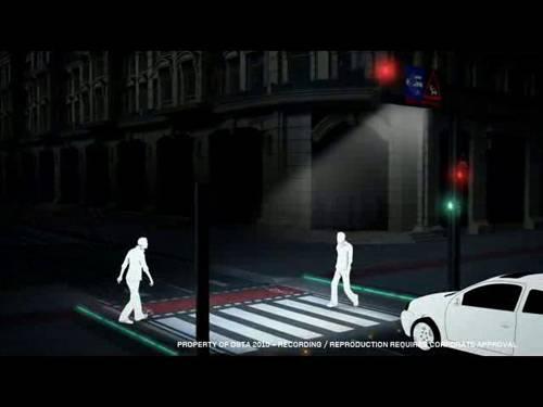 Das Projekt «Light Line» der Firma DSTA