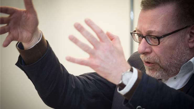 Markus Notter glaubt, dass das Schweizer Stimmvolk den Rechtsstaat nicht leichtsinnig aufs Spiel setzen wird – auch nicht in künftigen Abstimmungen.