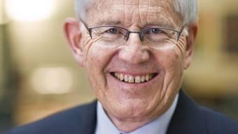 Will einen internationalen Standard für Datenaustausch in Steuerfragen: CS-Präsident Kaspar Villiger.