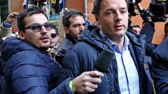 Matteo Renzi. keystone