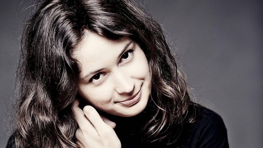 Die moldawisch-schweizerische Geigerin Patricia Kopatchinskaja ist Trägerin des Grand Prix Musik 2017. (Marco Borggreve)