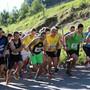 Bereits zum 28. Mal findet der Wisenberglauf in Zeglingen statt.