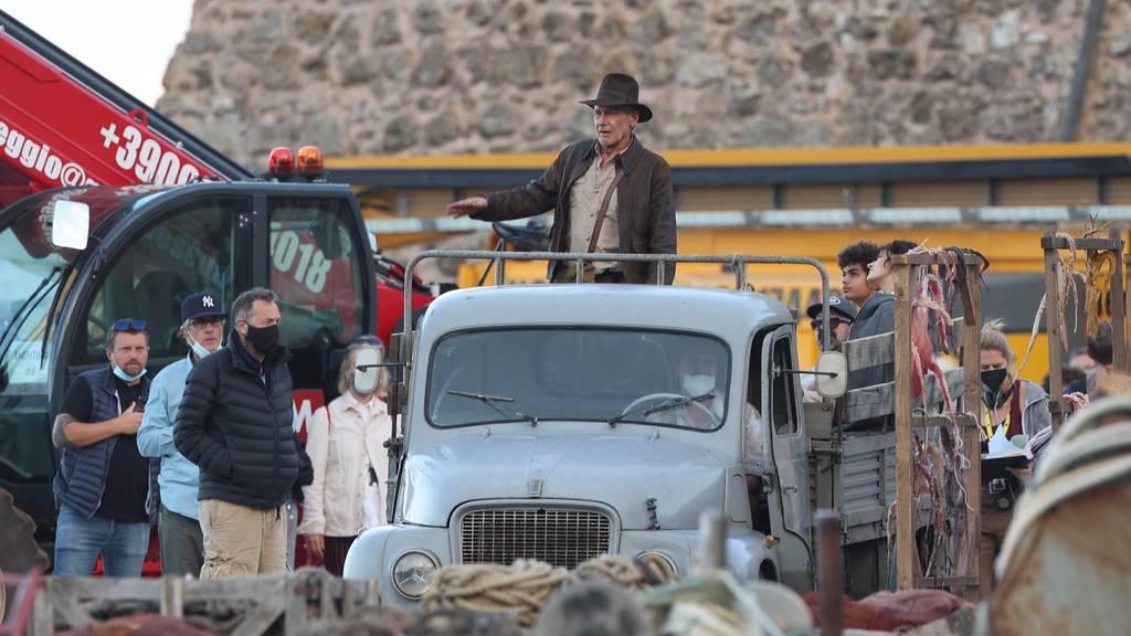 «Indiana Jones 5» kommt erst im Jahr 2023