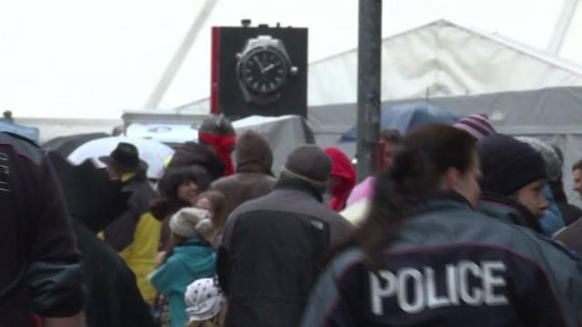 Mehr Polizei unter Narren
