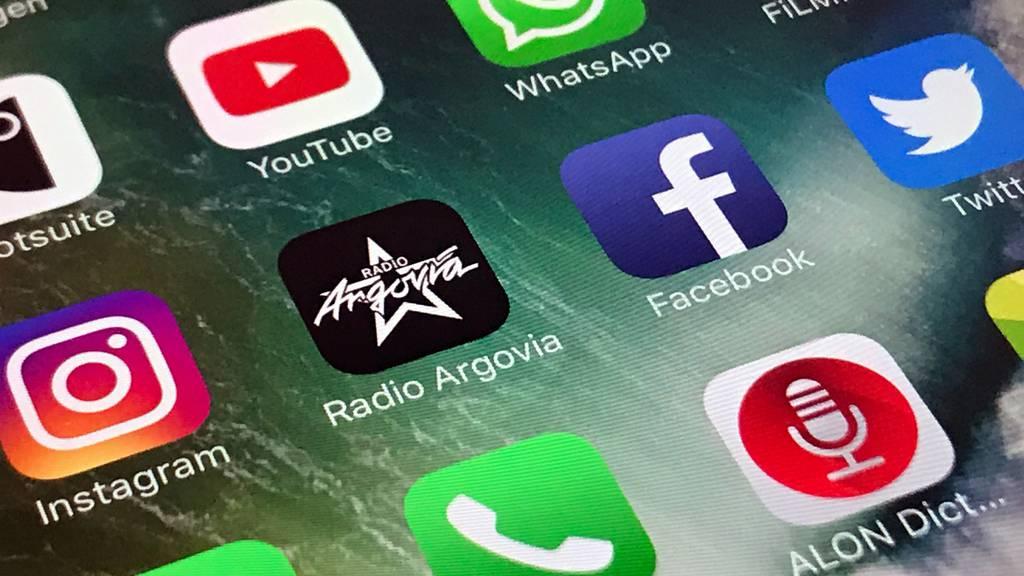 Lade die App fürs Argovia Fäscht auf dein Handy