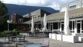 Die Terrasse erreichte nicht die erforderliche Kundenfrequenz, auch nicht bei schönem Wetter.