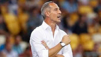 Bern verzeiht viel. Doch YB-Trainer Adi Hütter sagt: «Würde ich mehr am gesellschaftlichen Leben teilnehmen, wäre ich wahrscheinlich nicht mehr Trainer in Bern.»