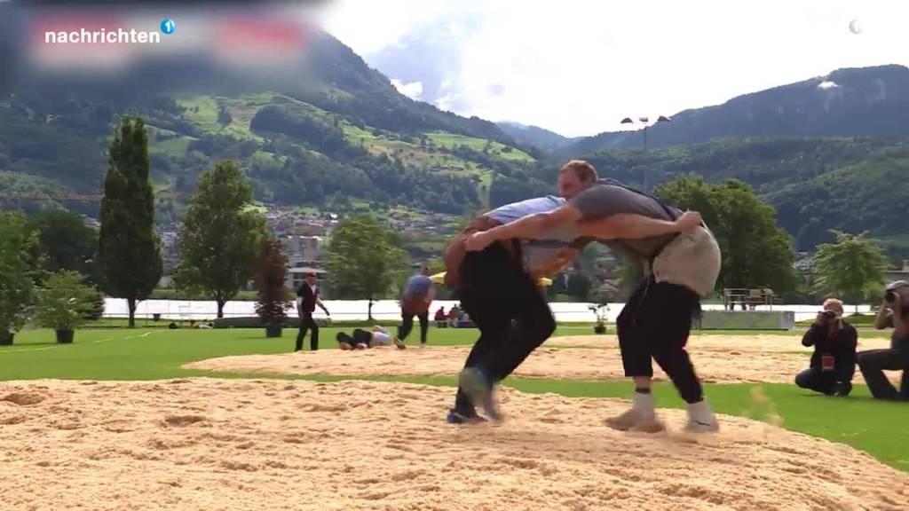 Vorschau SZ Kantonales Schwingfest