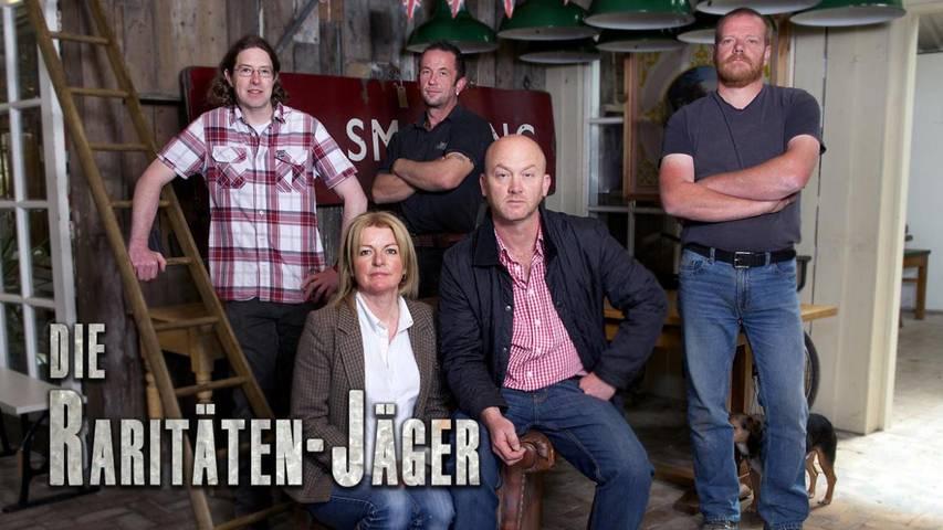 Die Raritäten-Jäger — Mobiliar in Somerset