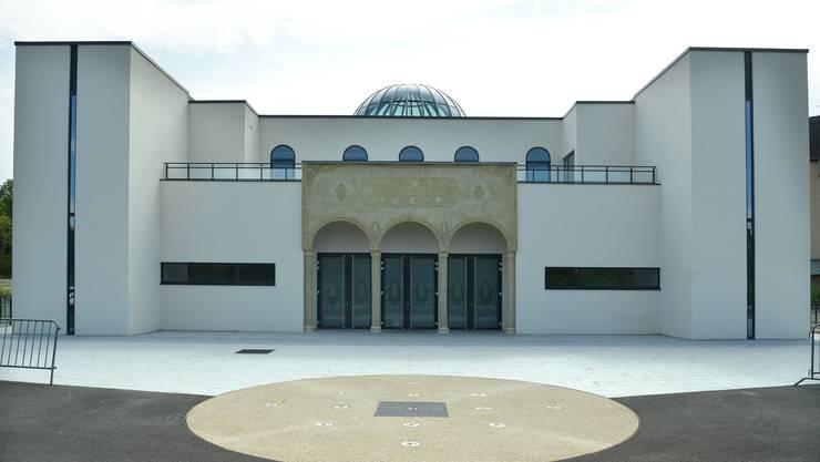 Schon seit über dreissig Jahren war der Bau dieser Moschee geplant.