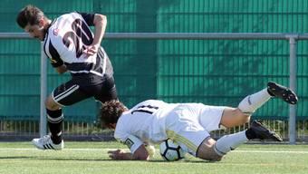 Die Black Stars konnten überzeugen, während die Old Boys gleich vier Tore kassierten.