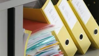 Bürokratie (Symbolbild)
